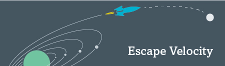 Escape Velocity diagram