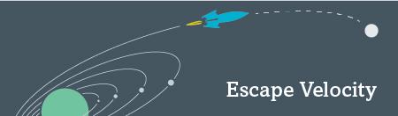 Escape Velocity diagram