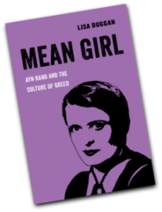 MEAN GIRL book cover